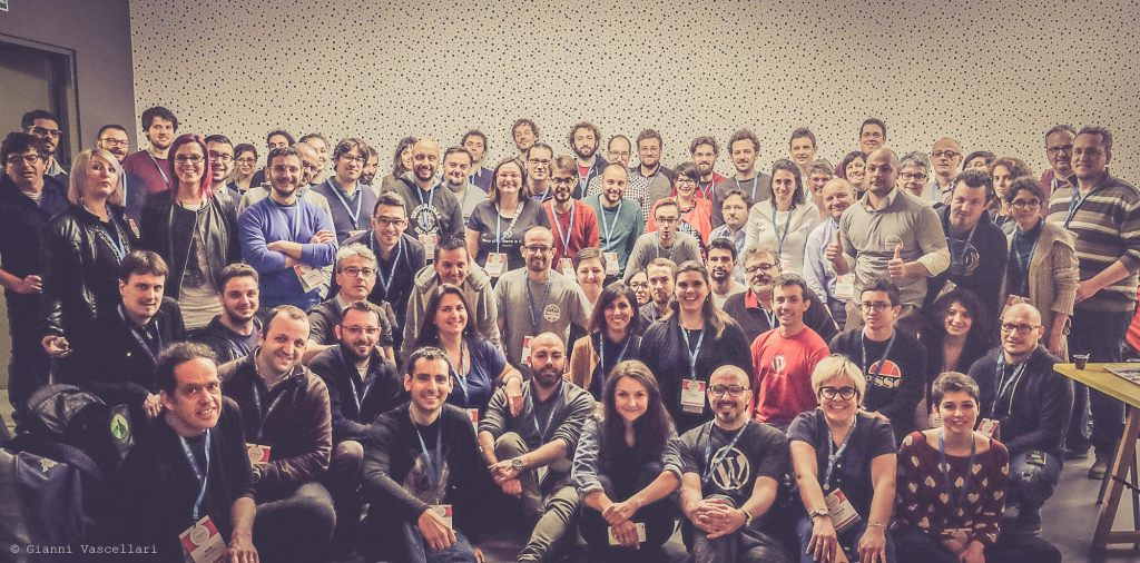 (The Rebirth of the Italian) WordPress Community