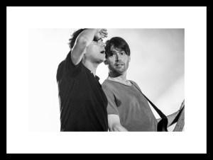 Damon Albarn and Alex James, Glastonbury Festival 2009
