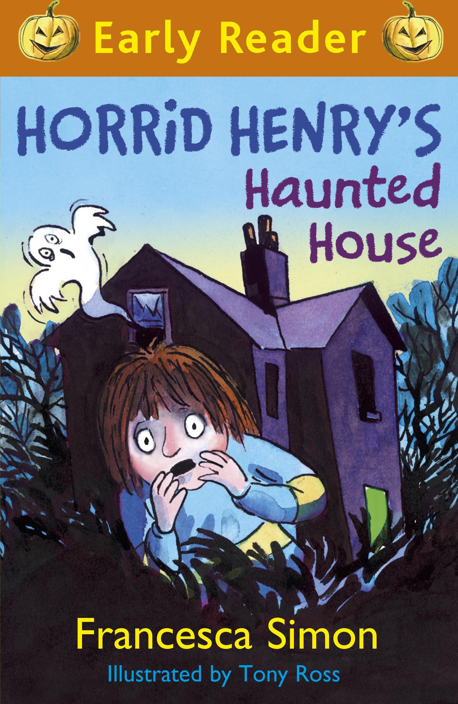 Horrid Henry's Tricks and Treats | Halloween Specials Wiki | Fandom