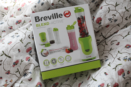 breville blend active personal blender review on francescasophia.co.uk