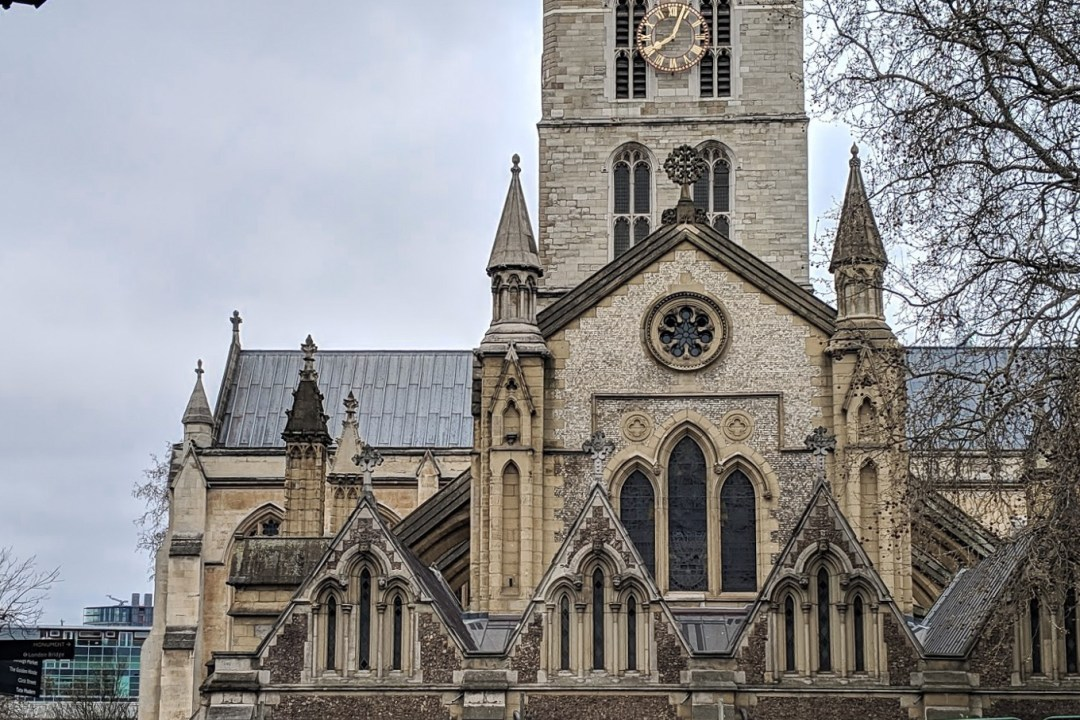 Southwark Cathedral in Things to Do in London Bridge on francescasophia.co.uk