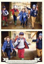 Freelance childrenswear designer