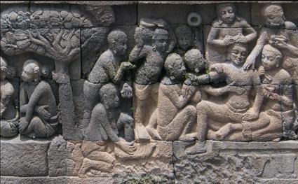 templio di borobudur magelang java indonesia reiki dojo ruan