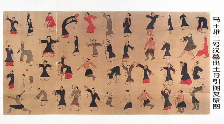 Daoyin_tu_-_chart_for_leading_and_guiding_people_in_exercise_Wellcome_L0036007