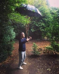 Qi gong/kiko 氣功 meditazione in piedi ritzuzen 立禅