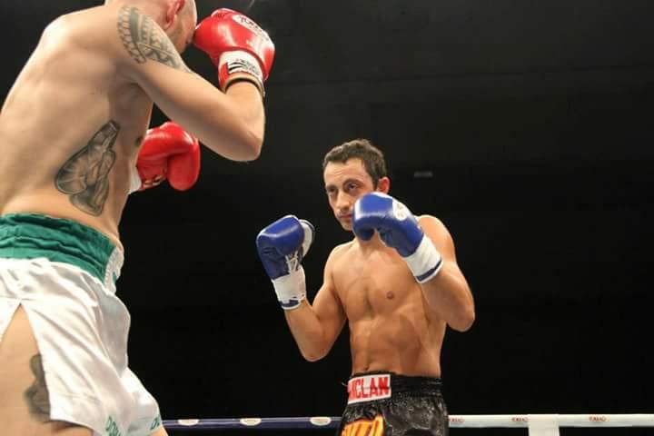 Davide passaretti ruan boxing M francesco Dal Pino