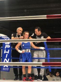 asd ruan boxing atleti francesco dal pino davide passaretti