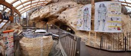 grotta della fiumana