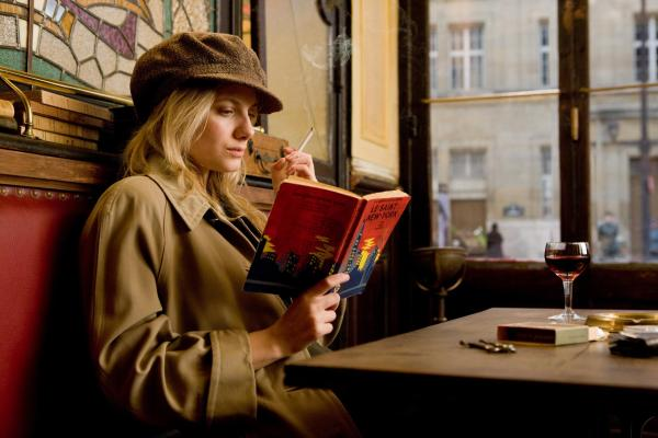 Melanie Laurent stars in Quentin Tarantino's latest film INGLOURIOUS BASTERDS as Shosanna.