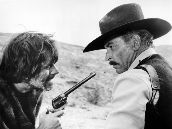Tomas Milian and Lee Van Cleef in Sergio Sollima's THE BIG GUNDOWN (1966). Courtesy Film Forum via Photofest. Playing 6/1, 6/2, 6/3, 6/9, 6/13 & 6/16