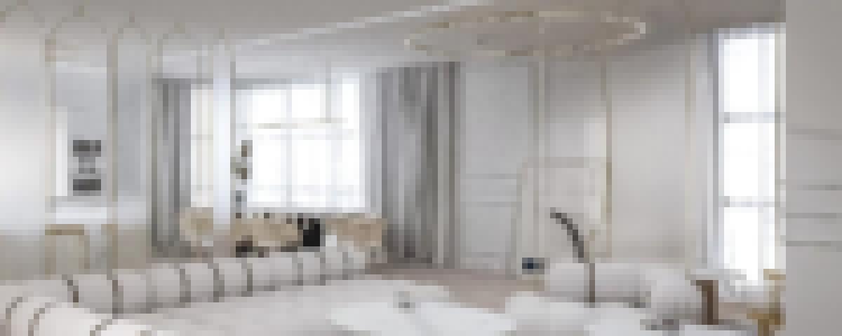 Sypialnia jasna modern8 - Sypialnia jasna - koncept - Warszawa