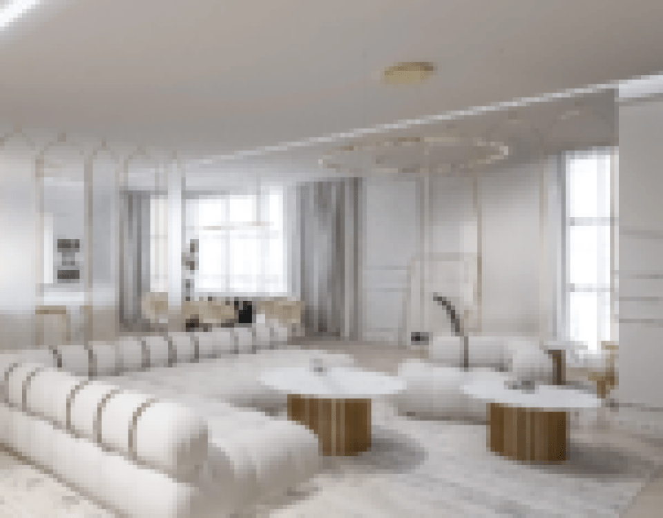 Dom w stylu modern loft
