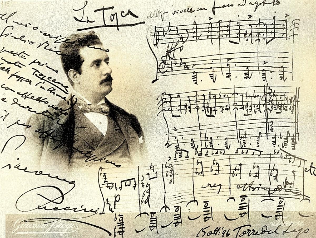 Lepistolario inedito di Giacomo Puccini  Francesco Feola