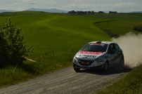 Ciuffi-Morganti/Peugeot 208 R2 - Liburna Terra 2016