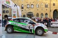 Biolghini-Fenoli/Peugeot 208 R5 - Liburna Terra 2016