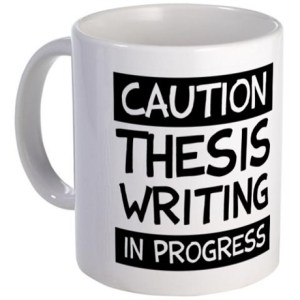 How to Do a Good Thesis
