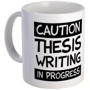How to Do a Good Thesis: the Miniseries