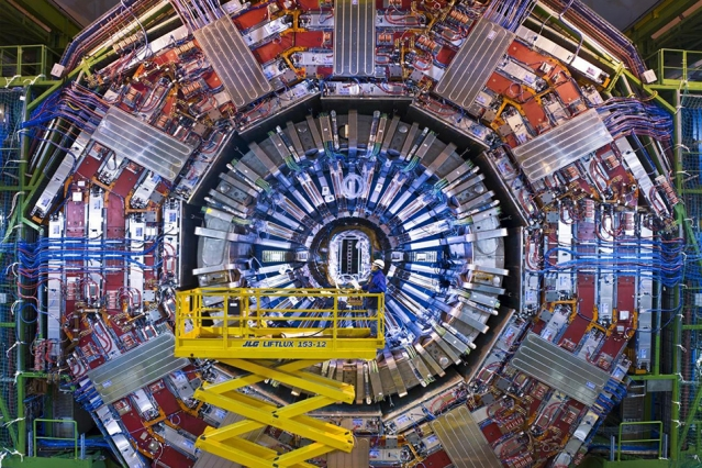 The CMS experiment at the CERN LHC