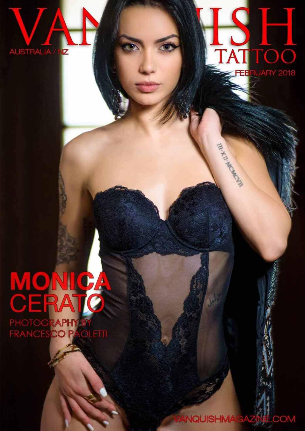 Vanquish Tattoo Magazine