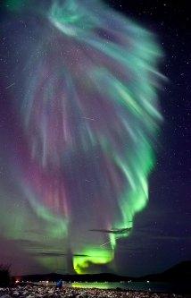 Lewis And Clark Aurora Borealis Revisited Frances