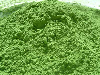 sprirulina powder excellent detox