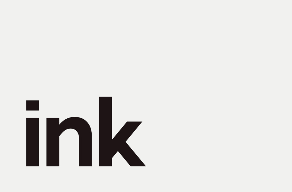 ink branding and identity frances wilks