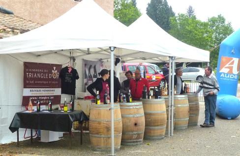 wine tent