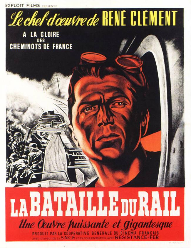Film La Bataille Du Rail : bataille, Bataille, Rail:, Paris, Under, German, Occupation, Revisited, Cannes, Festival