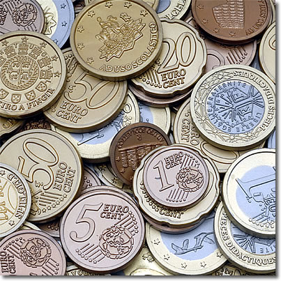 Euros Notes Bills Coins Amp How To Get Them