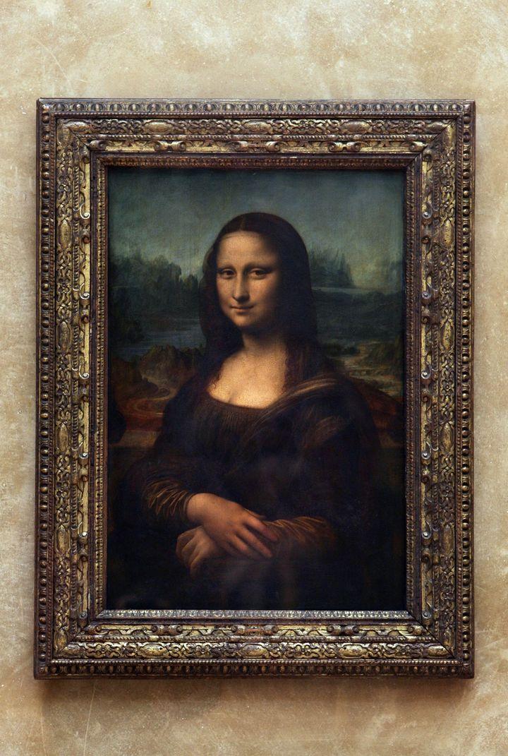 Tableau De La Joconde : tableau, joconde, Joconde, Nouveau, Mystère, élucidé
