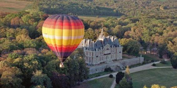 Montgolfière_Chateau_Baronville_Caractère_Original_Best_Western