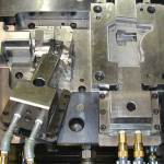 Power Steering Reservoir: High Pressure Injection Molds, Plastic Injection Molds,