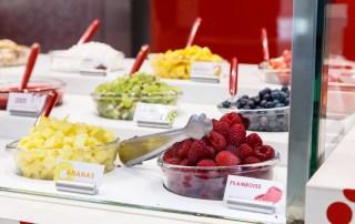 yogurt factory produits