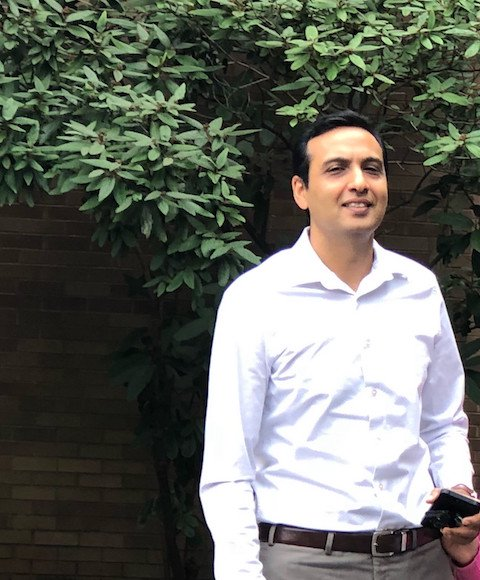 Q & A with California Tortilla Franchise Owner, Vibhu Sethi