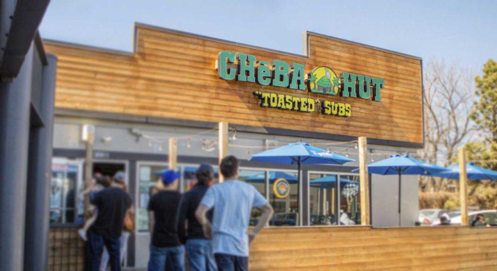 top sandwich franchise cheba hut store