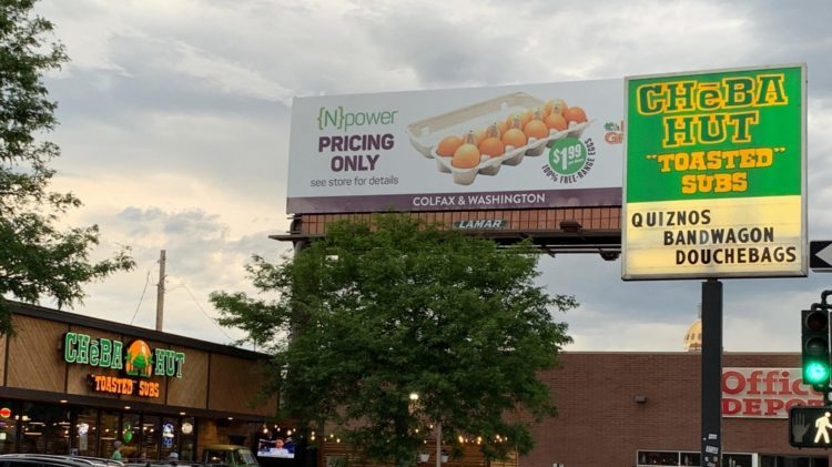 "Sandwich Franchises Clash Over ""Mushroom-Gate"""