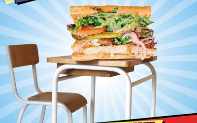 Friday the 13th is lucky at OUR sandwich franchise!