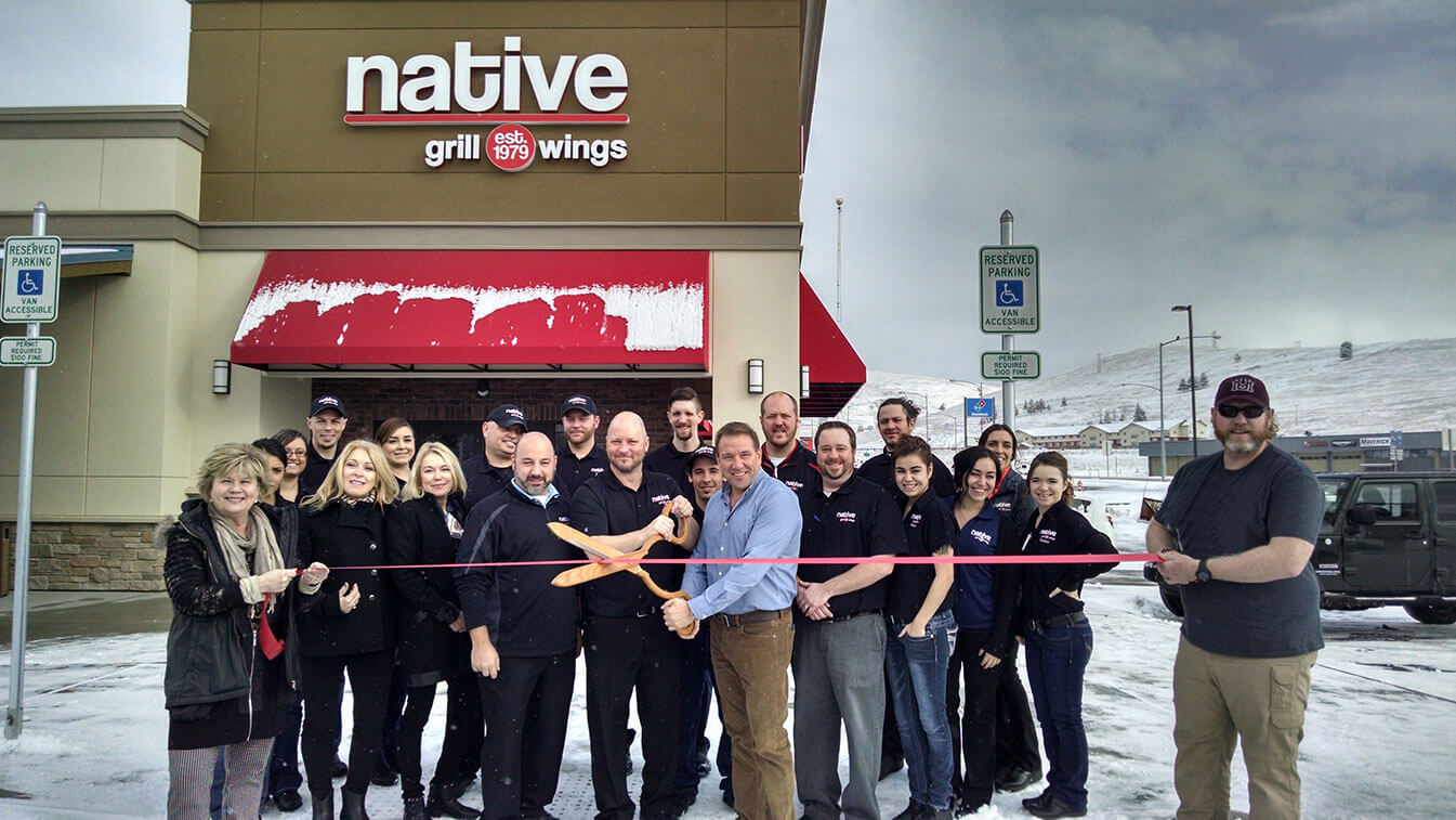 Native Grill and Wings Training