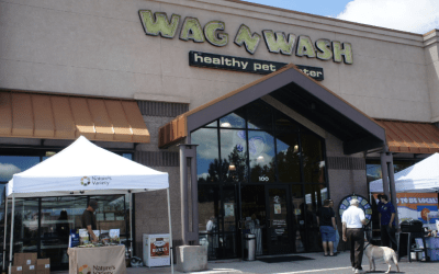 Wag N' Wash Franchise Owner Featured in Courier-Post