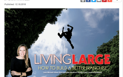 "Feature Franchise Times' ""Living Large"" Series"