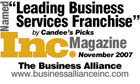Business franchise opportunities