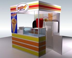 amazing cones kiosk 02