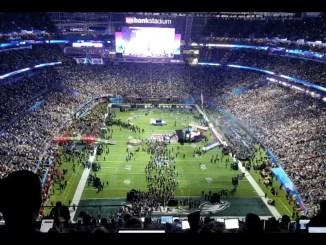 Super Bowl Half-time Show