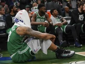 Celtics knocked out