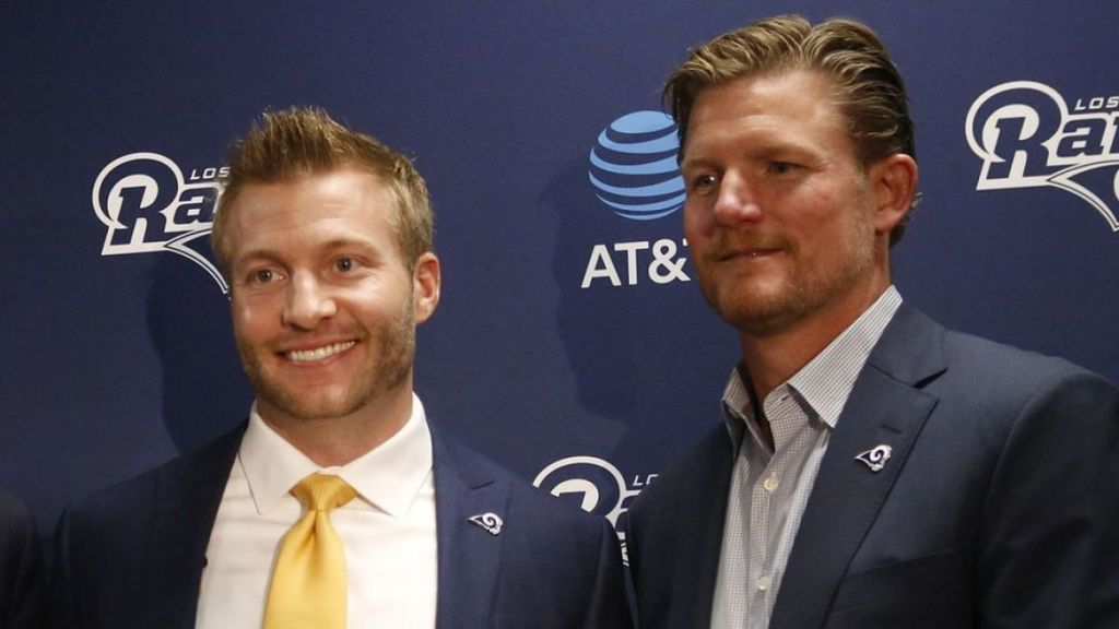 Ramsey trade is a risk too far from Rams general manager Les Snead