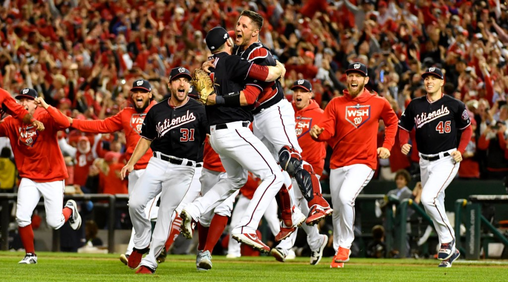 How the Washington Nationals defied the odds to make their first World Series