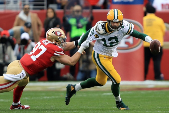 How should the Green Bay Packers approach the offseason?