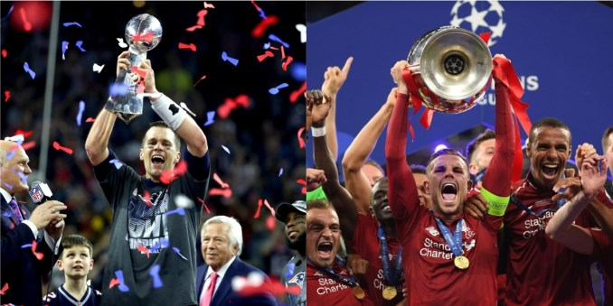 Super Bowl versus Champions League final: Which event is bigger?