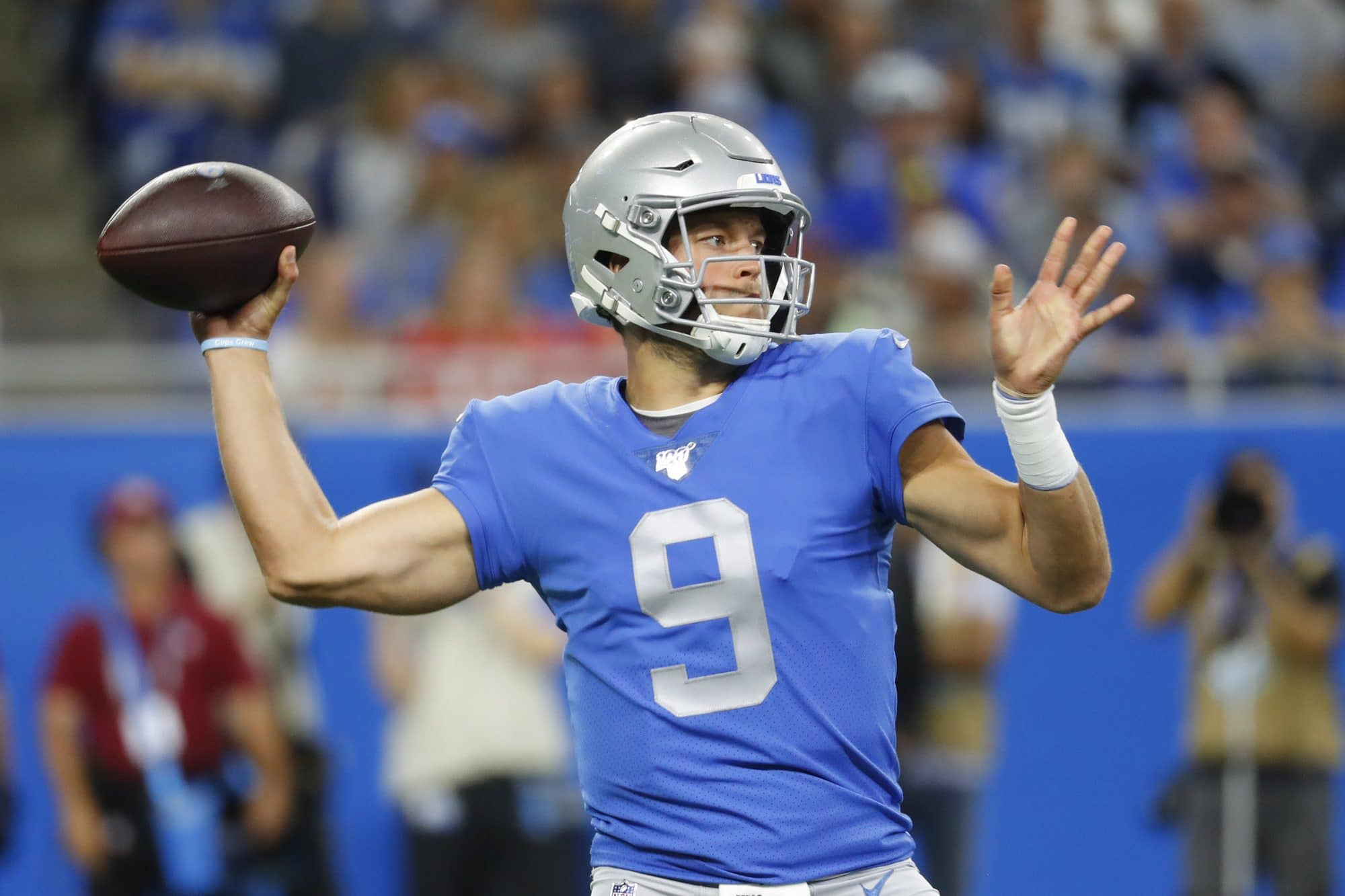 Matthew Stafford: Potential trade destinations if Lions change course