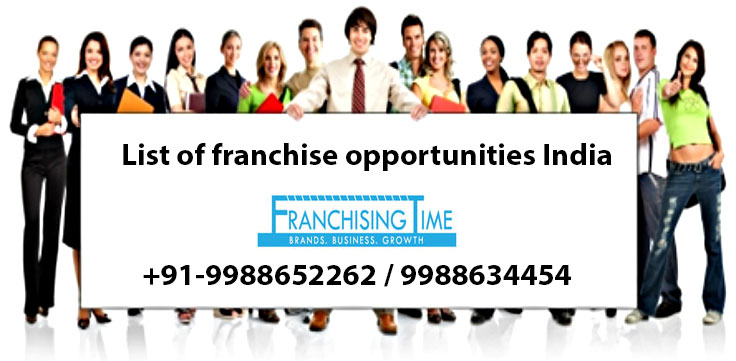 Top 10 Franchise Opportunities India | Business Opportunities India
